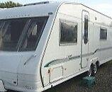 'Bessacarr caravan 4 berth immaculate