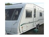 'Bessacarr caravan 4 berth immaculate