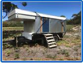 Trailer Camper Bicheno Glamorgan Area Preview