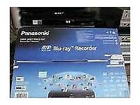 Panasonic DMR-BWT700 Blu-Ray & DVD Recorder 320GB HDD Twin Freeview+ HD Tuner