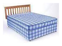 BRAND NEW double divan bed base!!