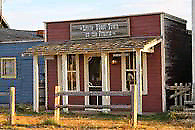 House & 4 stores on acreage