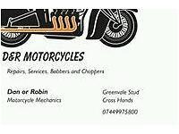 Motorbike and quad mechanics