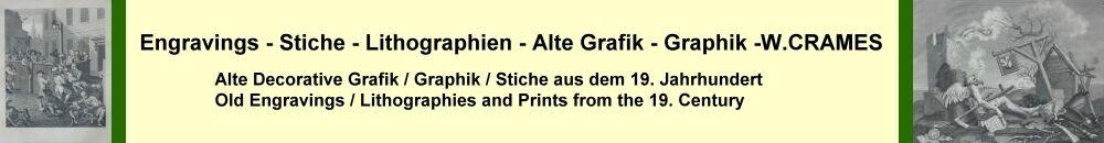 W.Crames-Engravings-Stiche-Grafiken