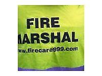 FAST RESPONSE : FIRE RISK ASSESSMENT & FIRE WARDEN / MARSHAL TRAINING