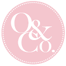 Olivia&Co. | Monogrammed Leather