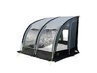 Sunncamp Ultima 260 porch awning £150 ono. used twice. excellent condition. very easy to erect.