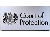 court of protection help needed Richmond