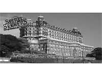 Ghost hunt at Grand Hotel (Scarborough)