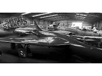 Ghost Hunt at North East Aircraft Museum with Spirit Seekers
