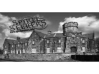 Ghost hunt at Vane Tempest Hall (Durham)