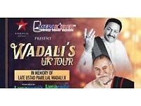 Wadali Tour Saturday 21st April 2018 Watford *beat seats*