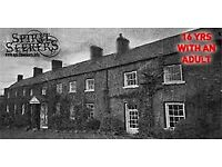 Ghost hunt at Blue Bell Hotel (Belford)