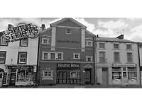 Ghost hunt at Theatre royal (Workington)