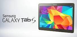 Samsung Galaxy Tab S 10.5 Black Wi-Fi with Cover Toowoomba 4350 Toowoomba City Preview