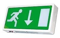 Emergency Exit Sign - 3hr. Maintained
