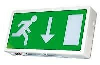 NVC Lexington Emergency Exit Sign - 3hr. Maintained