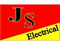 JS Electrical your local approved electrician.