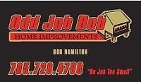 ODD JOB BOB HOME IMPROVEMENTS
