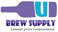 U brew and wine making supplies