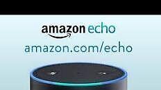 Amazon Echo - Alexa. Unopened.