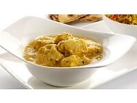 Indian Restaurant lease for sale