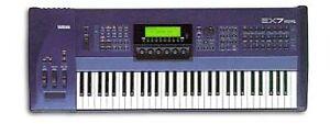 Yamaha EX7 Synthesizer Workstation