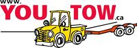 You Tow open and enclosed trailer rentals from $60