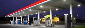 HIGH VOLUME BARRIERE, BC GAS STATION FOR SALE!