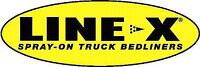 LINE X SPRAY-ON TRUCK BEDLINER