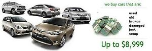 SCRAP CARS REMOVAL | WE PAY TOP CASH FOR CARS | CALL NOW