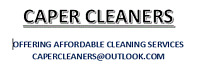 Caper Cleaners Are Waiting To Serve You!!!