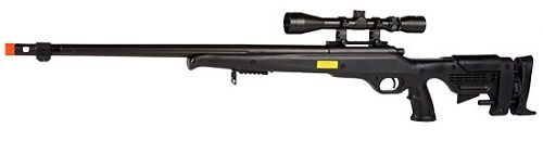 Well MB12C Bolt Action Airsoft Sniper Rifle
