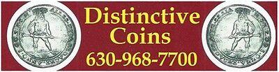 Distinctive Coins