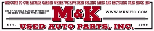 MK Used Auto Parts