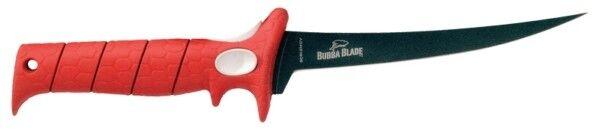 Bubba Blade -BB1-7F  7 In. Tapered Flex W/ Sheath