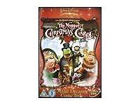 Muppet Christmas Carol: Anniversary Edition DVD Unused, still in shrink wrap