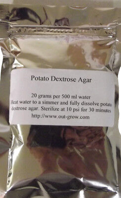 Dehydrated Potato Dextrose Agar Pda