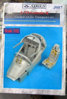 Aires 1/32 A-7D Corsair II Cockpit Set 2057