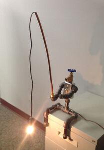 Fisherman Lamp Ebay