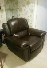 2 Brown Leather Lazyboy Recliners Toowoomba Toowoomba City Preview