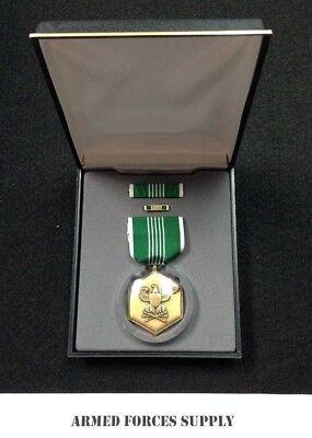 - NEW MILITARY ARCOM ARMY COMMENDATION MEDAL DECORATION SET LAPEL PIN RIBBON BAR