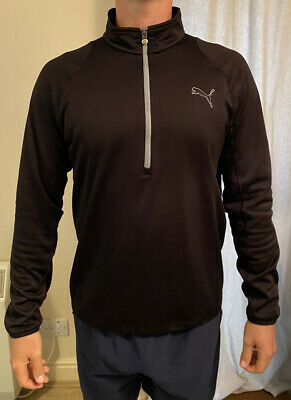 Puma Golf Sweatshirt Black Size L