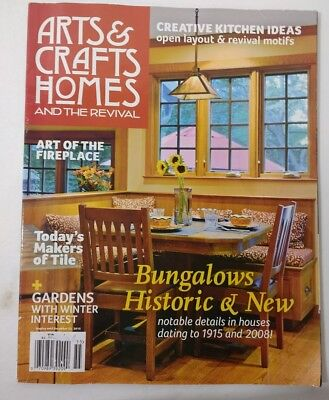 Arts & Crafts Homes and the Revival Magazine Winter 2016 Volume X #5 ()