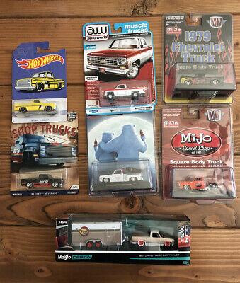 2020 M2 Machines Weekend of Wheels 1979 CHEVROLET SILVERADO Fleetside SquareBody