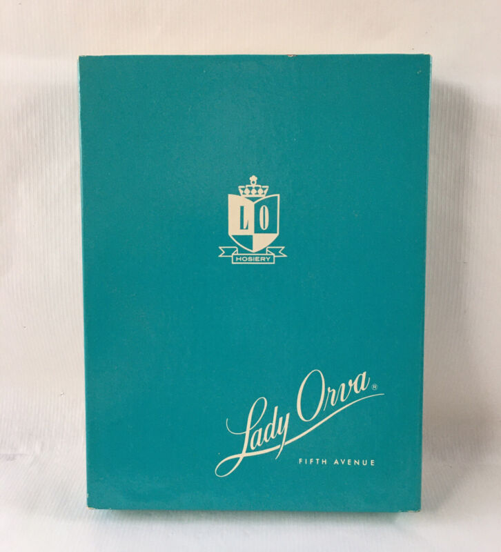 4 Pairs Of Vintage Lady Orva Fifth Avenue Stockings Size 11 Long New Dream NOS