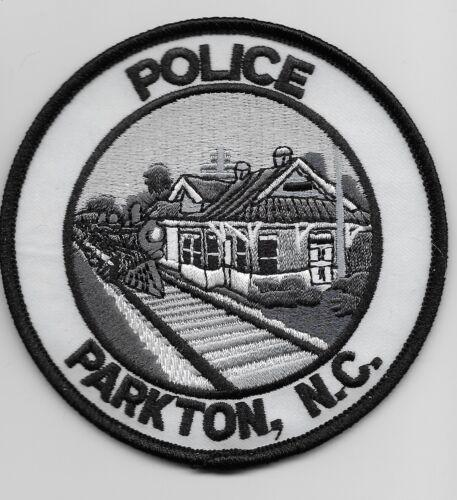 Train Subdued Parkton Police State North Carolina NC