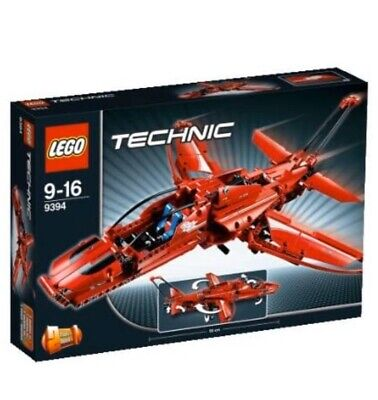 LEGO Technic Jet Plane (9394). Used, Complete, Instructions Included.