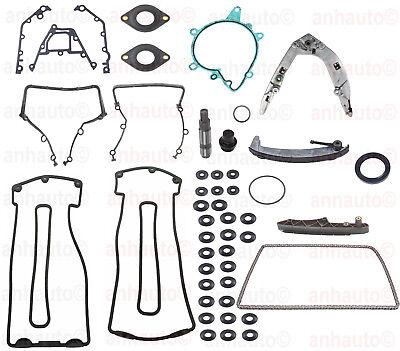 Timing Chain Tensioner Seal Guide Kit  BMW E53 E38 E39 540i 740i X5 4.4L