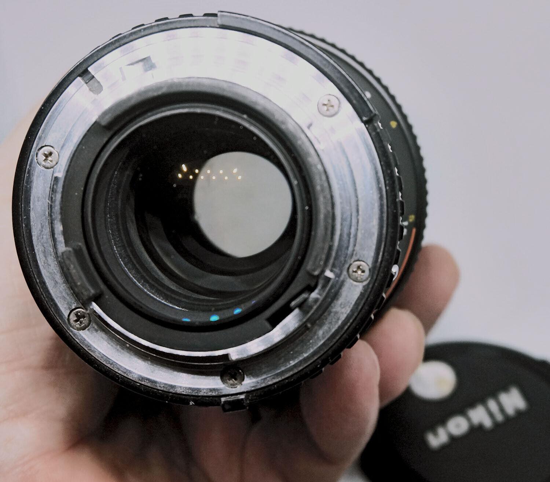 LENS For 35mm SLR Nikon F Mount NIKON 4/70-210 VG PHL0019  - $40.00
